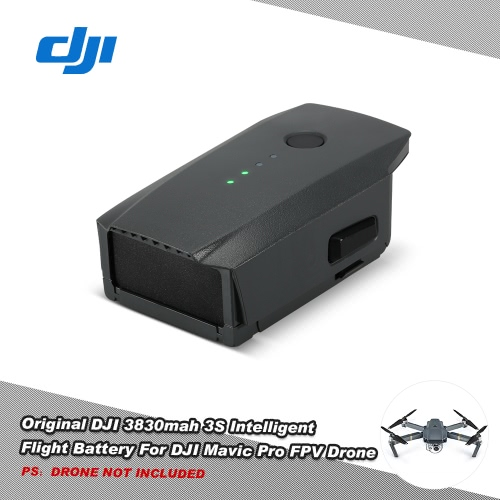 DJI Mavic Part 26 11.4V 3830mAh 3S Intelligent Flight Battery for DJI Mavic Pro FPV Drone