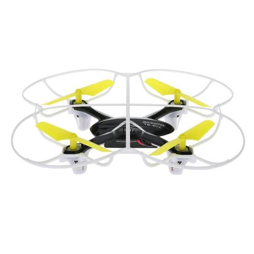 TECHBOY TB-802 2.4GHz Пульт дистанционного управления Однокадровое управление движением Drone RC Quadcopter с функцией поворота на 360 °