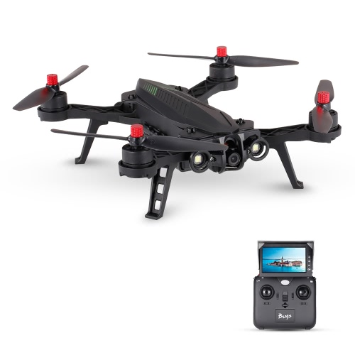 MJX Bugs 6 B6 720P Camera 5.8G FPV Drone 250mm Wheelbase High Speed Brushless Racing Quadcopter
