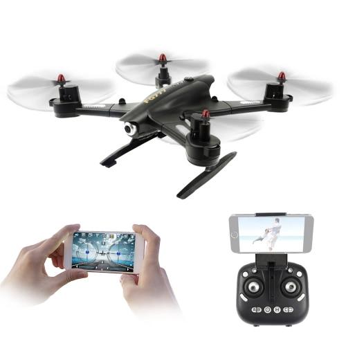 FQ777 FQ02W 720 P HD Kamera Wifi FPV Faltbare Transformieren Roboter Form 2,4G 4CH 6-Achsen-Gyro G-Senseor Selfie Drone RTF Quadcopter