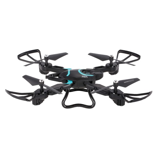 QI ZHI SPIELZEUG QZ-S8 2.4G 6 Axis Gyro 3D Flip Faltbare Kopflose Höhen-Hold RC Quadcopter