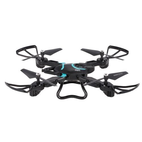 QI ZHI GIOCATTOLI QZ-S8 2.4G 6 giroscopi assi 3D flip pieghevole senza testa senza altezza Hold RC Quadcopter