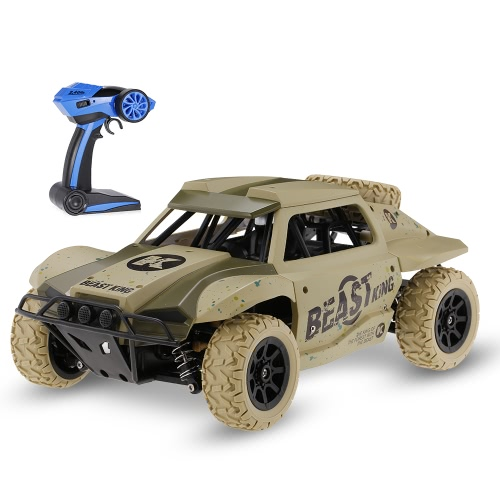 HB SPIELZEUG DK1803 1/18 2.4GHz 4WD High Speed ​​Short LKW Off-Road Racing Rallye Auto RTR