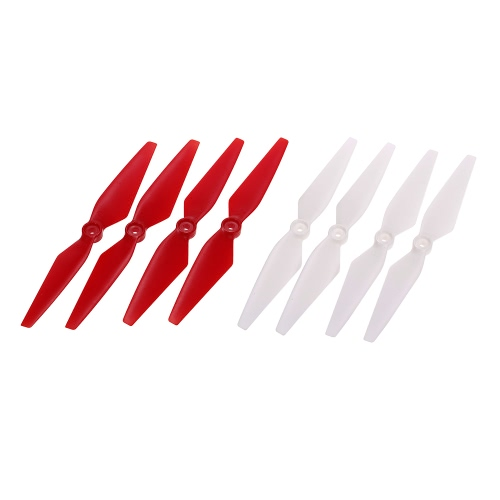 4 Pairs Original CW/CCW Propeller for MJX Bugs B2W 2C RC Drone Quadcopter