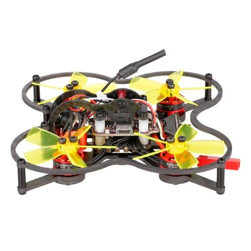 GoolRC G80 Pro 80mm 5.8G 48CH Micro FPV Racing Drone Motor sin escobillas Quadcopter F3 Controlador de vuelo ARF