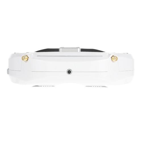 スカイゾーンSKY03 FPV 5.8G 48CH 3DゴーグルダイバーシティレシーバヘッドトラッキングRCレーシングドローン用フロントカメラDVR
