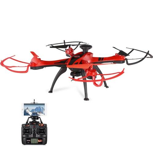 FEI LUN FX176C1 2.4GHz Caméra 1.0MP WiFi FPV Drone Suivez-moi Mode Orbit Hauteur Hold GPS RC Quadcopter RTF