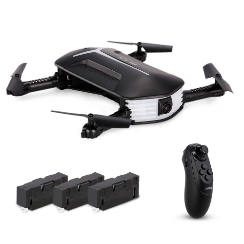 JJRC H37 Mini BABY ELFIE WIFI FPV RC Quadcopter Fly More Combo - RTF