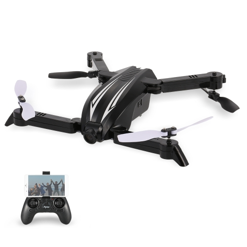 Flytec T13 WiFi FPV 720P FOV Wide Angle Camera Foldable RC Quadcopter Height Hold Selfie Drone