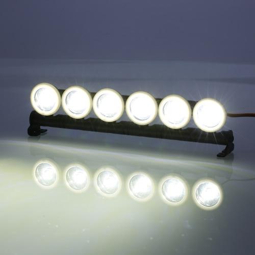Austar AX521W Wielofunkcyjne Ultra Bright LED 5 Spotlights