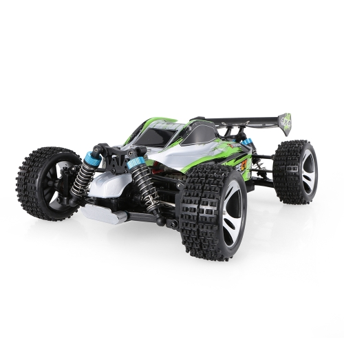 WLtoys A959-A 2.4G 1-18 Scale 4WD Electric RTR Off-road Buggy RC Car