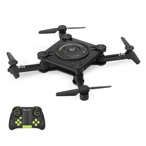Wifi FPV 720P Caméra Altitude Maintenez Mini Quad pliable Selfie RC Drone