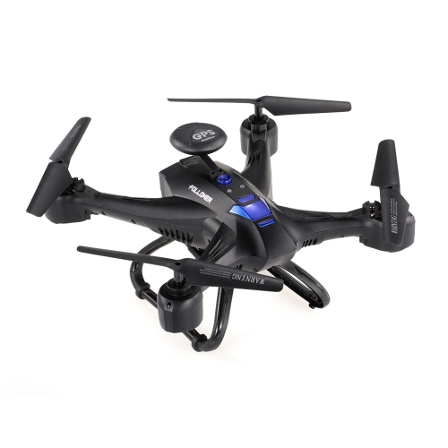 XINLIN X191 2.4G 4CH 2.0MP HD Telecamera Wifi FPV Selfie Drone GPS RTH Altezza Tenere RC Quadcopter
