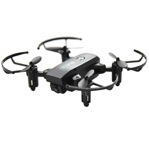 Linxtech IN1601 2.4G 0.3MP Wifi FPV pieghevole di altitudine Hold RC Drone Quadcopter