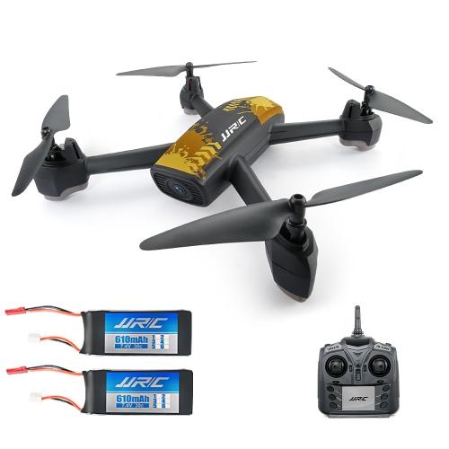 Original JJR / C H55 Tracker 2,4G 720 P Kamera Wifi FPV GPS Positionierung Höhe Halten RC Quadcopter w / Zwei Batterien