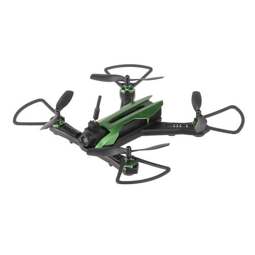 Flytec h825 5.8 ghz fpv 0.3mp câmera de grande angular 6-axis giroscópio 3d flip placa de espuma eva rc corrida zangão