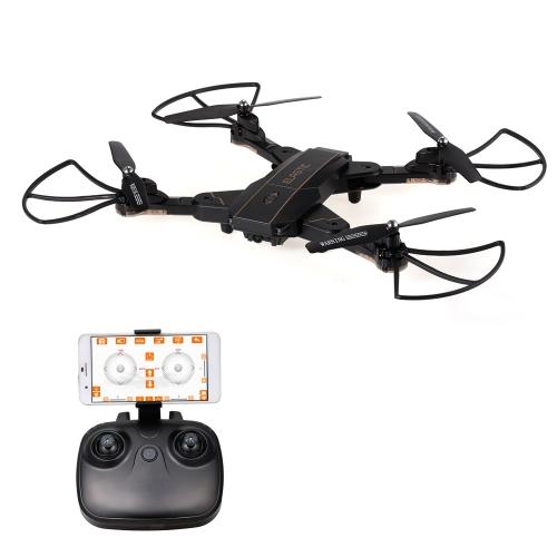 TKKJ L603 WiFi FPV 0,3-мегапиксельная камера Selfie Drone Optical Flow Позиционирование Высота удержания G-датчик Путь полета RC Quadcopter
