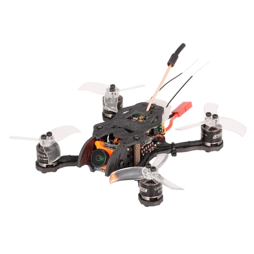 GEPRC Hummingbird 5.8G 200mW Brushless 110mm Mini Micro FPV Racing Quadcopter RC Drone BNF with FrSky Receiver