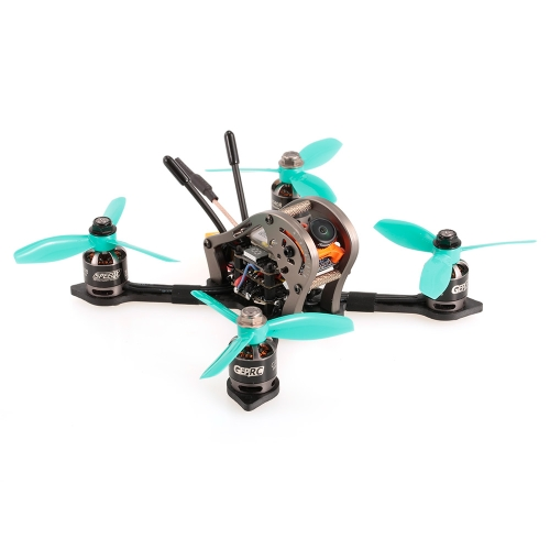 GEPRC Sparrow 139mm MX-3 V2 Micro 5.8G kamera High Speed ​​170Km / h F4 FC bezszczotkowy FPV Racing Quadcopter BNF z FrSky Receiver