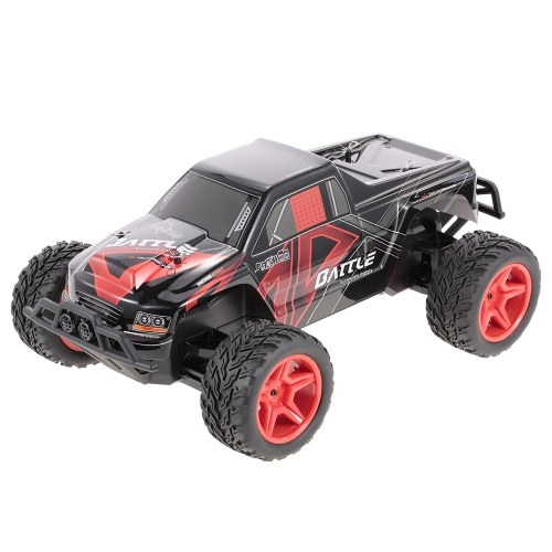 Original WLtoys L219 2.4GHz 2WD 1/10 30KM/H Brushed Electric RTR Monster Truck RC Car