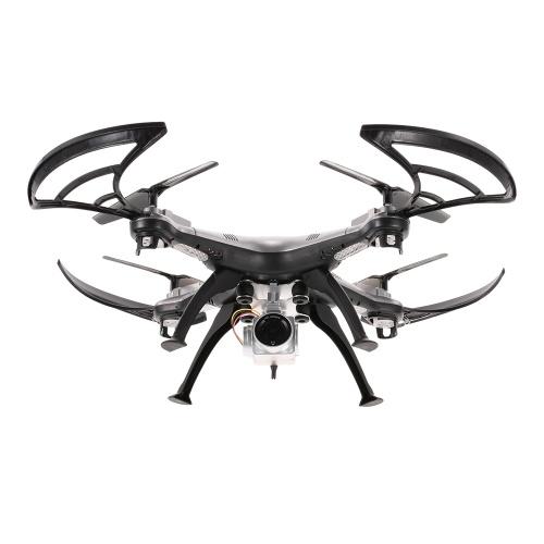 Utoghter 930HW 720P kamera Wifi FPV 6-osiowy Gyro wysokość trzymać bezgłowy RC Quadcopter Drone