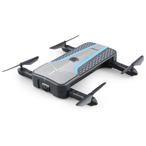 Jjrc h62 splendor 720 p câmera dobrável wi-fi fpv zangão auto-follow posicionamento óptico altitude hold rc quadcopter
