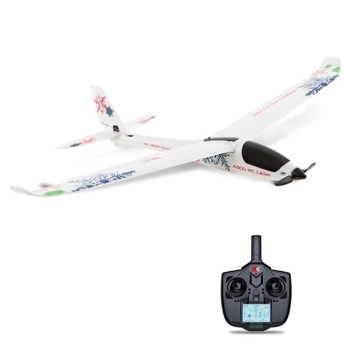 XK A800 780mm Wingspan 5CH 3D 6G Mode EPO Fly Wing Aircraft Fixed Wing Airplane RTR