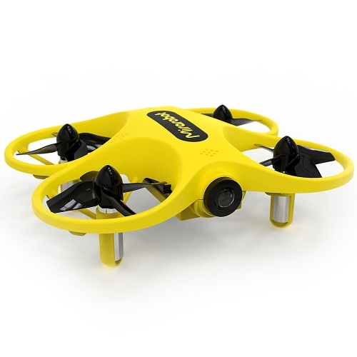 Image of Mirobroot S60 FPV 5,8 G 600TVL 25 mW Kernlose Tiny Micro Indoor RC Racing Quadcopter RTF