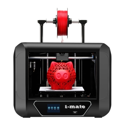 QIDI TECH i-mates Full Assembled 3D Printer with 3.5 Inch Touchscreen Extra...