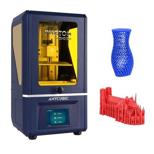 ANYCUBIC Photon Mono SE High Speed Resin 3D Printer