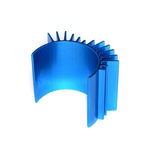 1шт Аксессуар Синий алюминиевый тепловой радиатор радиатора для 540/550 Motor RC Car