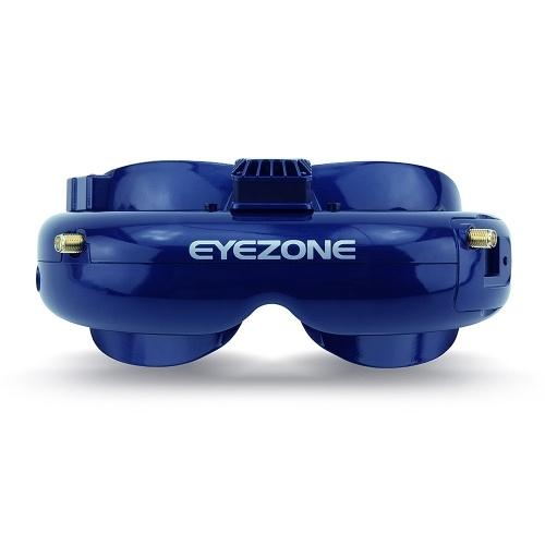 EyeZone 5.8G FPV Goggles con diversità Dual Receiver DVR Record per RC Racing Quadcopter Drone