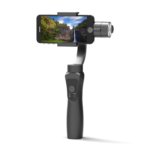Handheld Gimbal Tray Stabilizer Selfie Stick for Smartphone Gopro 3/4/5/6 Festival Gift