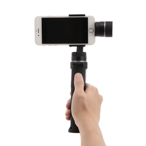 FUNSNAP Capture 3-Axis Handheld Brushless Gimbal Stabilizer для смартфона iPhone Samsung Xiaomi GoPro Спортивная камера
