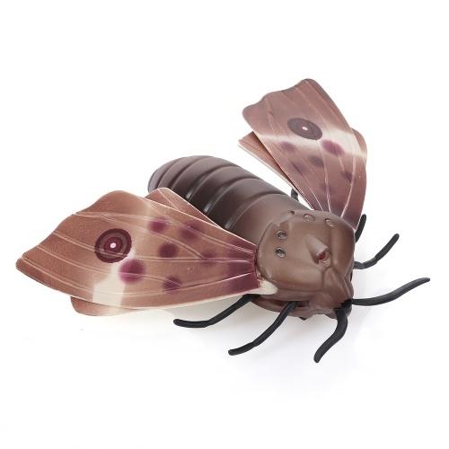 Fernbedienung Motte Spielzeug simuliert Insekt Spielzeug Infrarot Sensing Portable RC Spielzeug