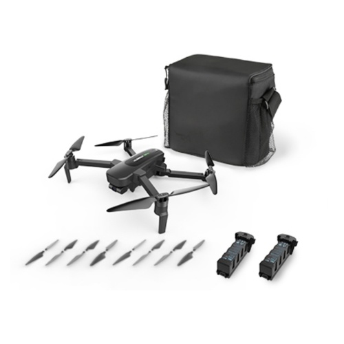 Hubsan Zino Pro 5G WiFi 4 км FPV GPS Drone 4K UHD Камера Drone 23 минуты Время полета с сумкой (2 батареи) фото