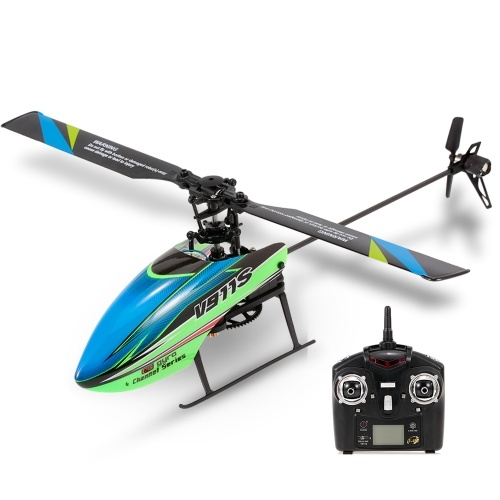 WLtoys V911S 4CH 6G Non-aileron RC Helicopter Image