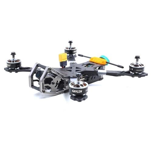 GEPRC ELEGANT PNP 230 мм 2-5S 40A BLHeli_s 600TVL Full 3K Carbon Fiber FPV Racing Drone