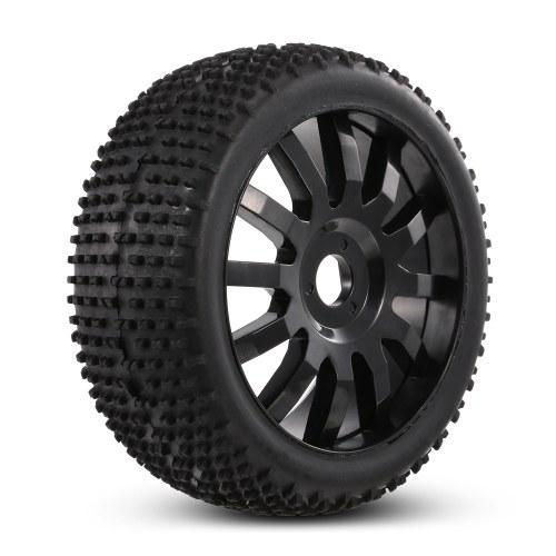 4pcs 1/8 110mm Reifen mit Felgen