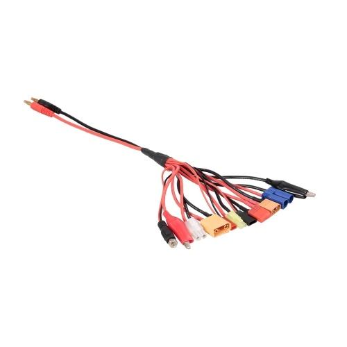 10 in 1 Lipo Battery Multi Charging Plug Convert Cavo di ricarica