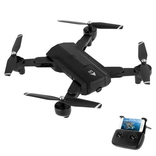 SG900-S 720P HD Caméra Wifi FPV Positionnement GPS Suivez-moi Altitude Tenez Pliable RC Selfie Drone Quadcopter