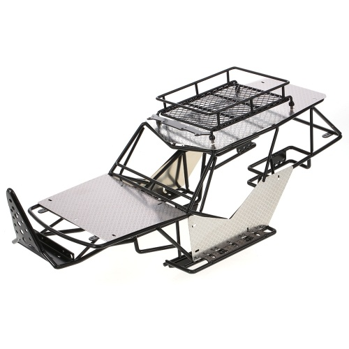Chassis de Metal Roll Chassis Quadro Carroceria RC