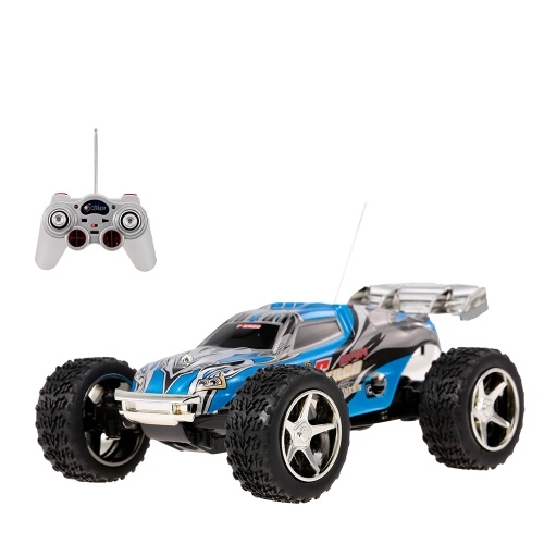 WLtoys 2019 1/32 2WD 25 KM / H High Speed ​​Mini RC Rennwagen