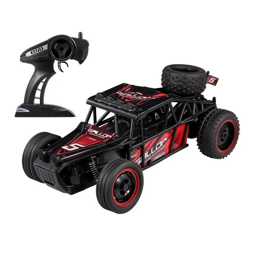 YED1702-R 1:10 2.4Ghz 2WD Super High Speed Cross Country Car RC Truck