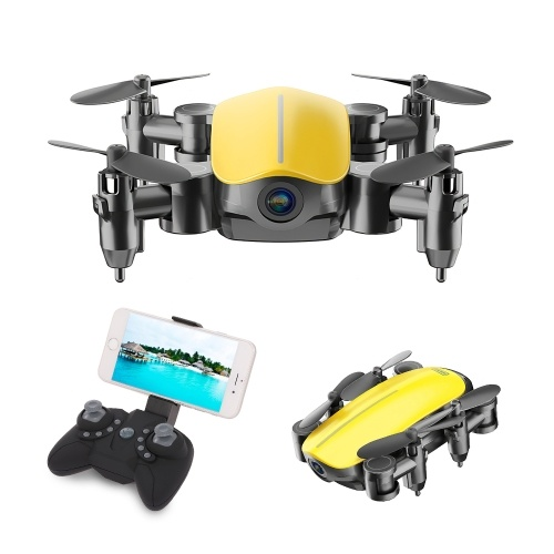 SihuanDar RS535 Foldable Drone with Camera 480P