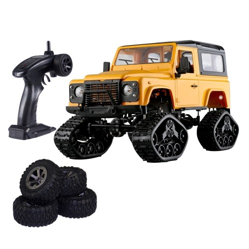 FY003AB 1/16 Off-road SUV RC Car RC Desert Buggy Truck with Caterpillar Track Wheel Image
