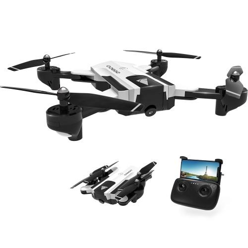 Quadricottero pieghevole Drone SG900 720P