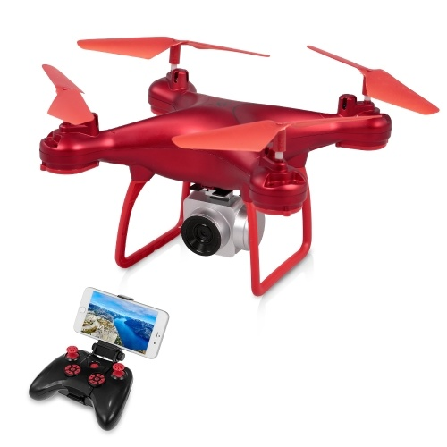YL 008 RC Drone Quadcopter with Camera 720P