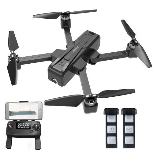 Image of Drohne JJR / C X11 5G GPS Wifi FPV RC mit Handtasche der Kamera-2K und 2 Batterie-einachsigem kardanischem Gimbal 20mins Flugzeit