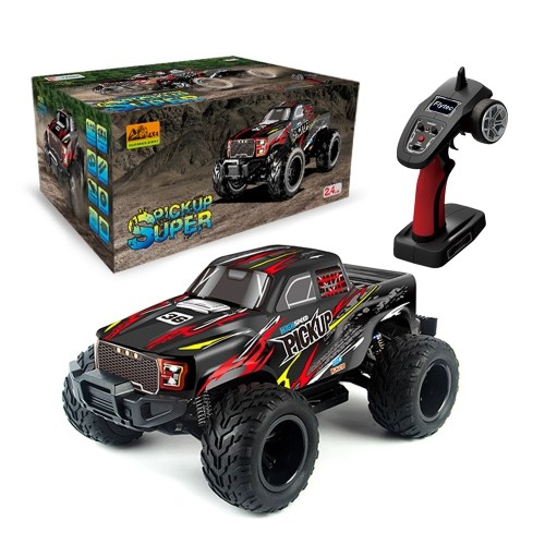 Flytec 8897 1:12 RC Car Off-Road Pickup Car(two batteries)